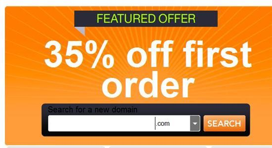 Godaddy 35% off hosting coupon code